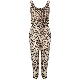 View Item Leopard Print Jumpsuit